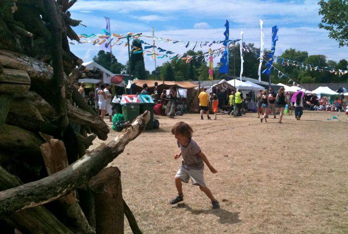 arthur at festival