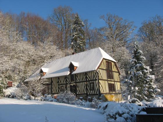 Holiday house park Village La Boursaie