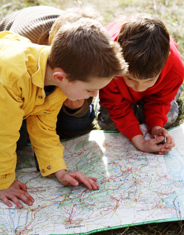 Kids-Map