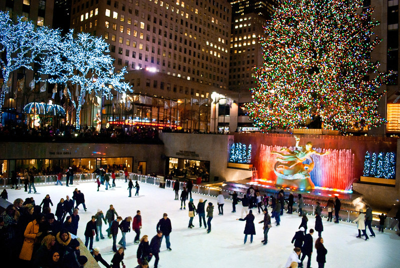 Christmas fairytale in new york georgina and co for Things to do in nyc during winter