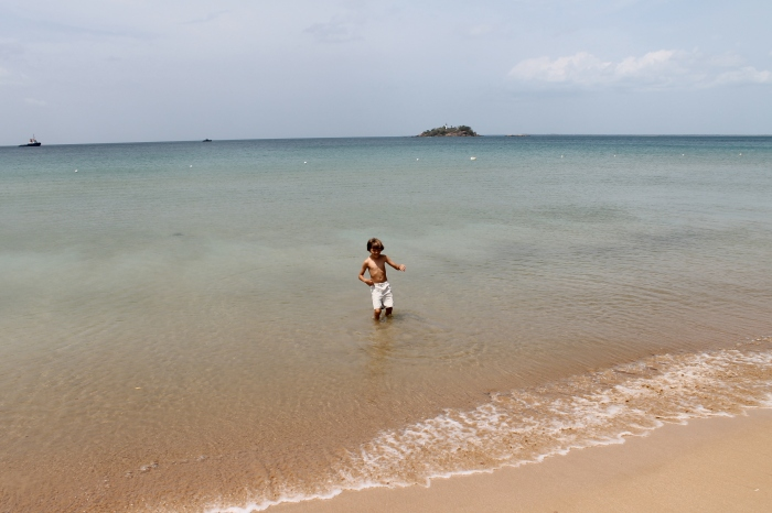 Near Trincomalee