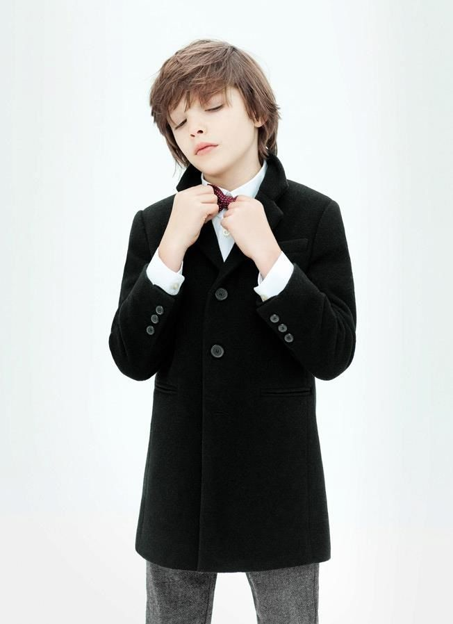 Child modelling georgina and co - Zara kids online espana ...